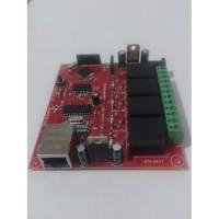 ethernet relay controller board