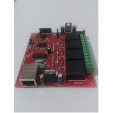 ethernet relay controller board RT-206-D box