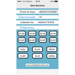 Gsm Iphone Ipad ios uygulamaları ve kaynak kodları