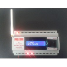 GSM ISI ÖLÇÜM TERMOMETRE KİTİ DS18B20 SENSÖRLÜ RÖLE KONTROL