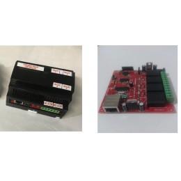 Ethernet İnternet 4 Röle Kontrol Kartı RT-206-D kutulu