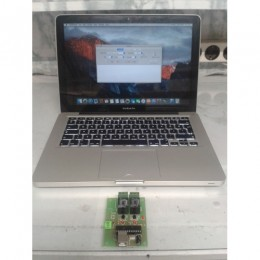 Mac Usb Port 2 Röle Kontrol Devresi