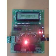 Elektronik Termostat Lcd Ekranlı DS18B20 Sensörlü