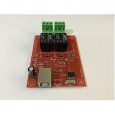 usb relay controller board