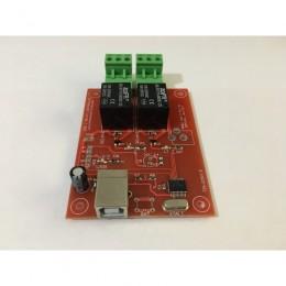 usb relay controller board hybrid