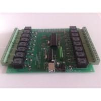 5D 6D 7D Sinema Sistemleri Kontrol Devresi 16 Röle